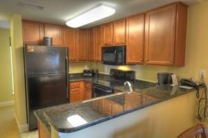Myrtle Beach Condo Kitchen