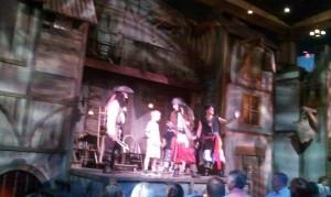 Pirates Voyage Pre-Show