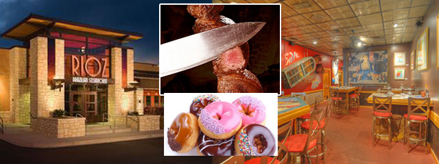 Unique Restaurants around Myrtle Beach, SC