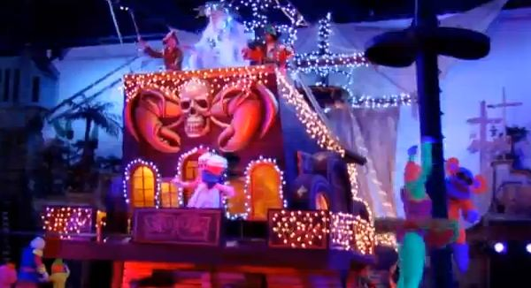 One Word For The Pirates Voyage Christmas Show Quot Go Quot
