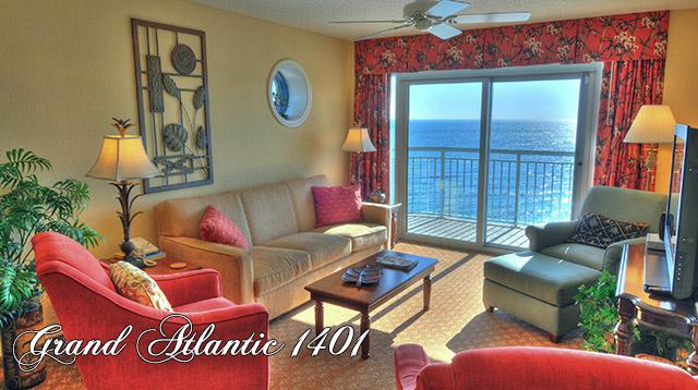 Grand Atlantic Summer Condo