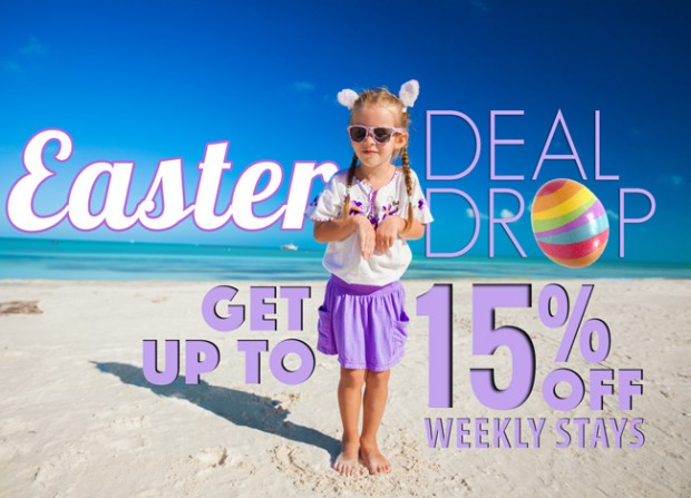 Easter Deal Drop