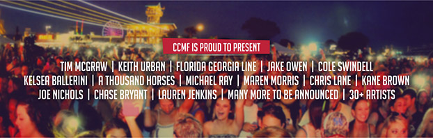 Country Music Fest Lineup