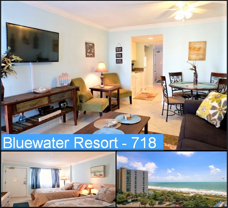 40% OFF Bluewater Resort Stays!!!