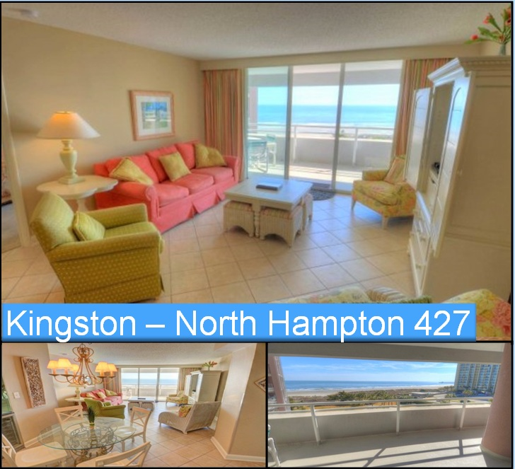 50% OFF Kingston Plantation Stays!!!