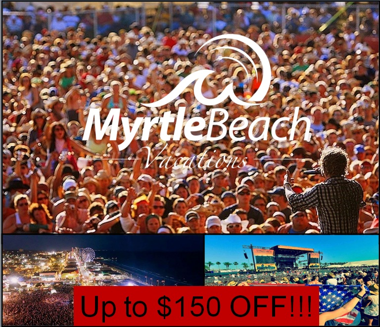 $150 OFF YOUR CCMF STAY IN JUNE 2017!!!