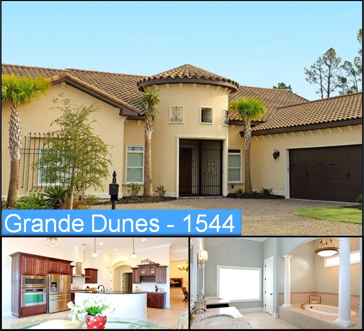 10% OFF Grande Dunes Stays!!!