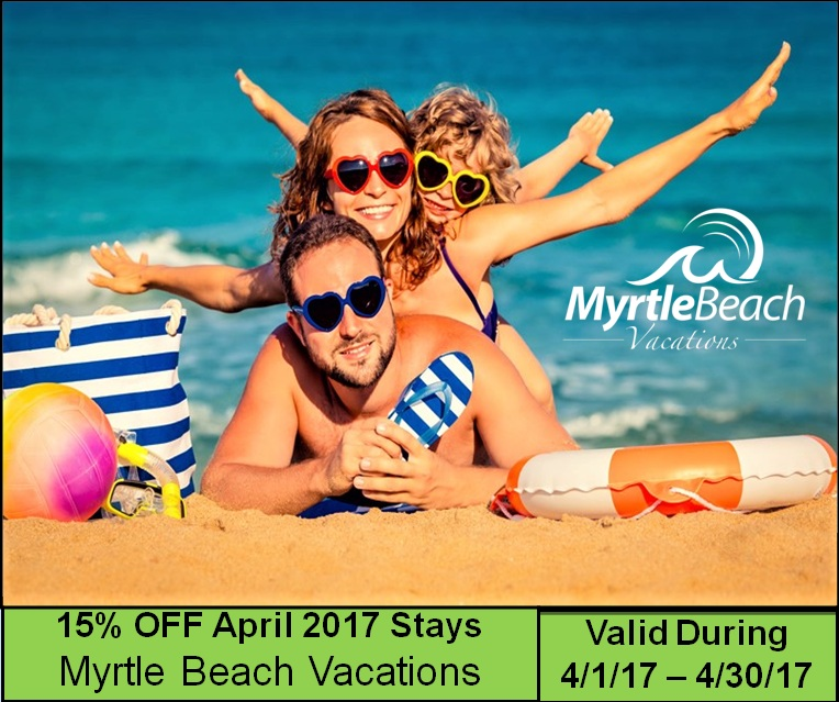 15% OFF Weekly Stays in April