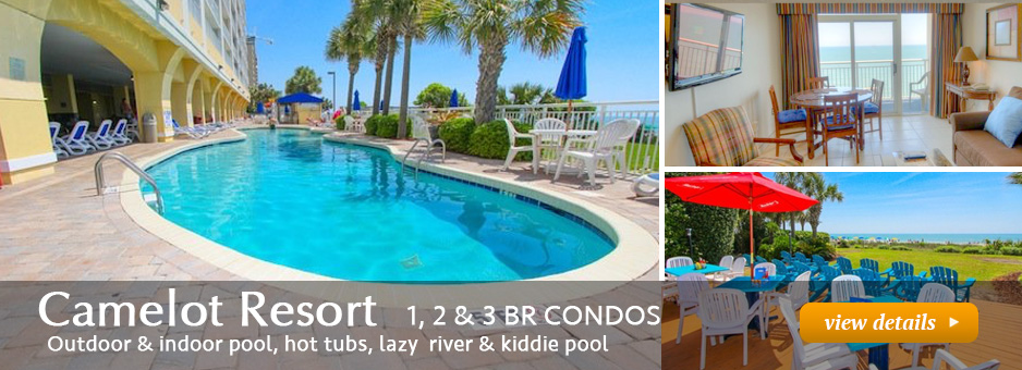 1, 2 and 3 bedroom oceanfront rentals
