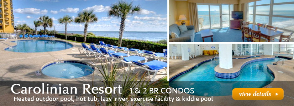 1 and 2 bedroom oceanfront luxury condos