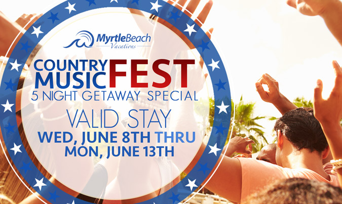 10% Off Your Carolina Country Music Fest Stay