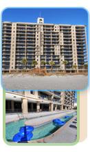four 4 bedroom myrtle beach condo rentals condos for rent