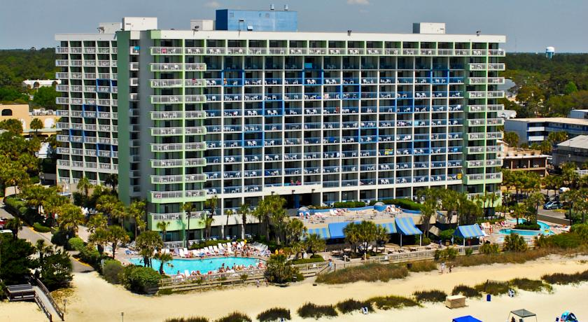 C Reef Resort Myrtle Beach The Best Beaches In World