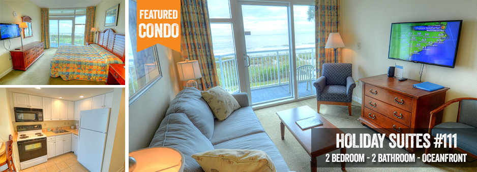 Featured Condo: Holiday Suites Oceanfront