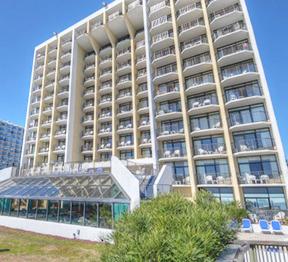 Ocean Park Resort In Myrtle Beach