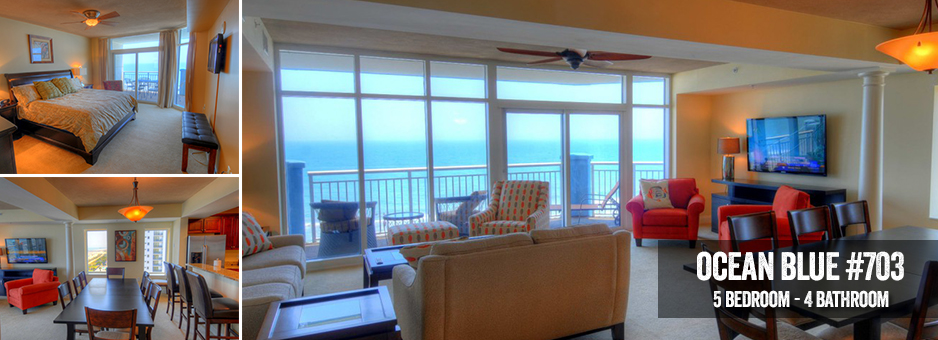 Luxury 5 bedroom oceanfront rental