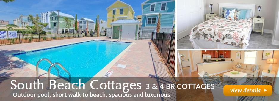 Featured Beach Cottage: South Beach Cottages