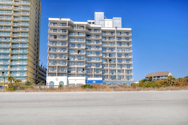 Blue Water Resort Myrtle Beach Condo Rentals