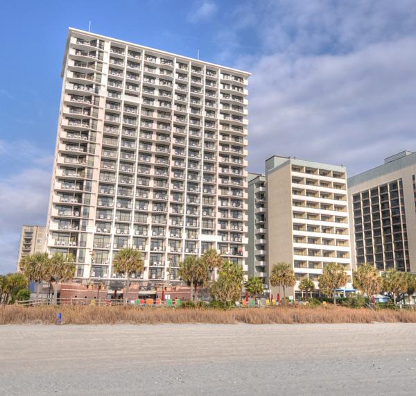 Oceanfront Vacation Condos: Myrtle Beach Condo Rentals