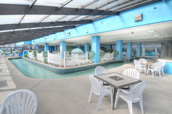 Indoor Pool Outdoor Swimming Lazy River