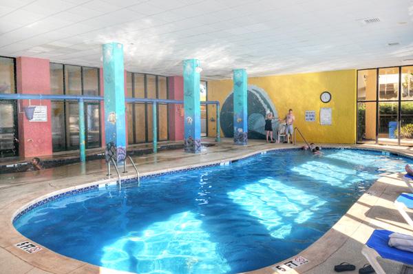 Monterey bay myrtle beach private condo rentals - Indoor swimming pool myrtle beach sc ...