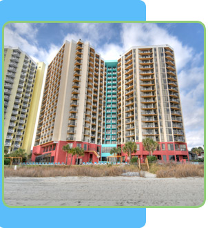 Myrtle Beach Resort: Welcome to the Patricia Grand Myrtle