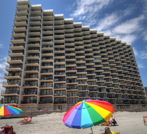 Garden City Beach Sc Condo Al Royal Resort