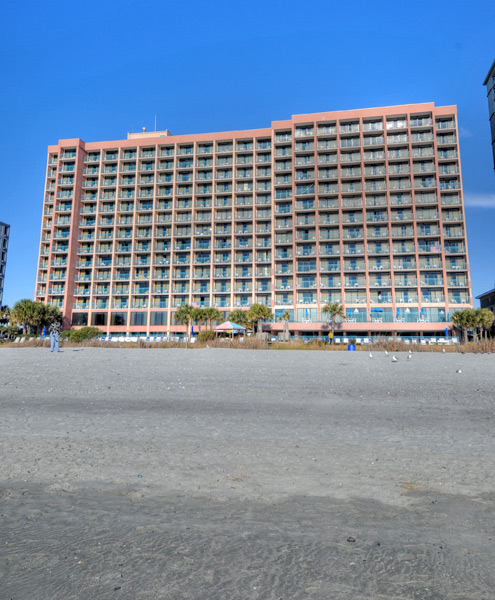 myrtle beach rentals