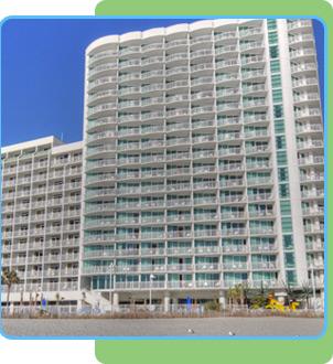 Sandy Beach Oceanfront Resort