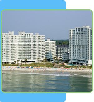 Units at Sea Watch Resort by Elliott Beach Rentals, Myrtle ...