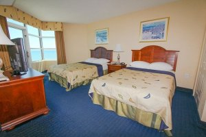 Open Floor Plan in 2nd Guest Bedroom