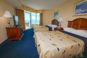 1st Guest Bedroom with Beautiful Ocean Views