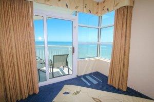 1st Guest Bedroom has Amazing Ocean Views