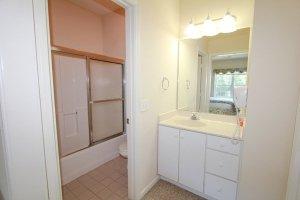 2nd Guest Bathroom off 3rd Guest Bedroom