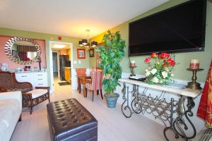 Beautifully decorated and furnished condo