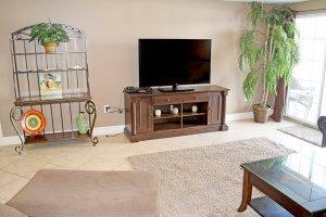Large Smart TV
