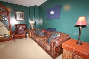 Large second living room