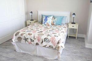 Breath of fresh air, guest bedroom