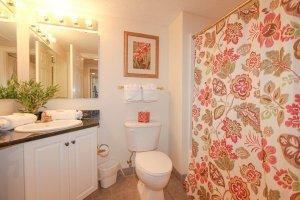 Guest bedroom bathrooom