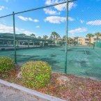 Outdoor tennis