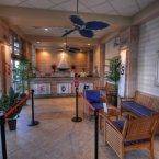 Lobby of The Carolinian