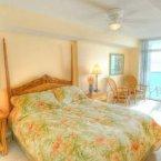 Beach styled bedroom