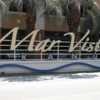 Mar Vista entrance sign