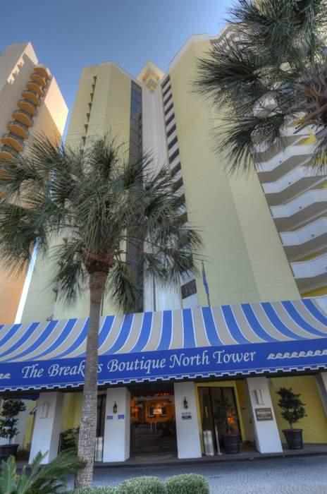 Breakers Boutique Condo North Tower Myrtle Beach Als