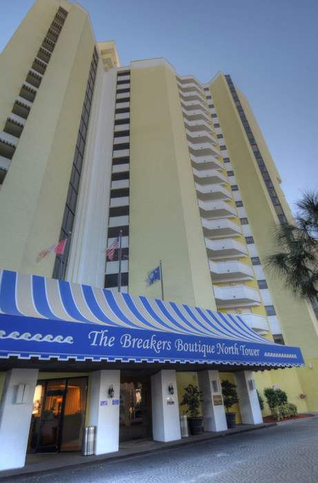 Breakers Botique North Tower Myrtle