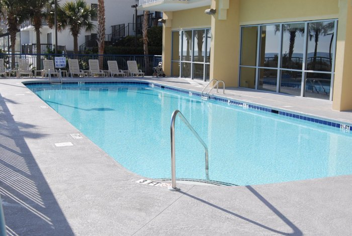 Grand Atlantic Myrtle Beach Oceanfront Family Vacation