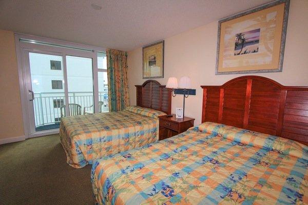 Holiday Suites 411 Ocean Front Condo Myrtle Beach Rentals