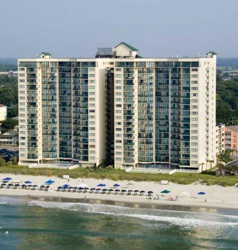 Oceanfront Vacation Condos: Ocean Bay Club Vacation Rentals