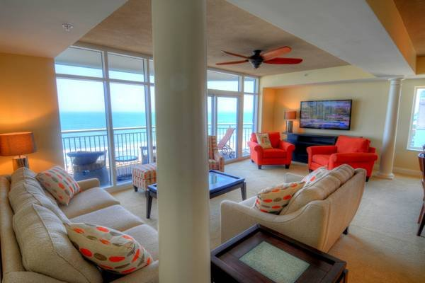 $200 off your weekly May stay in any Ocean Blue condo