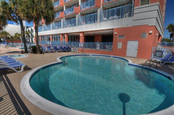 Roxanne Towers Myrtle Beach Oceanfront Condo Rentals